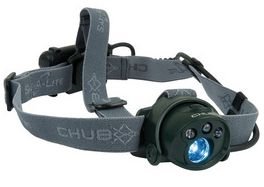 Chub Sat-A-Lite SL-200 Head Torch