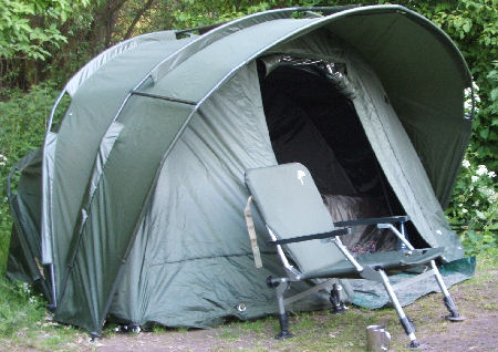 Nash Double Top Extreme 1-Man Bivvy